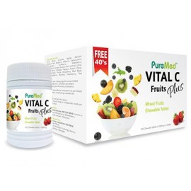 image of PUREMED VITAL C FRUITS PLUS