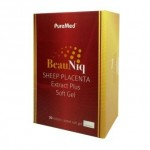PUREMED BEAUNIQ SHEEP PLACENTA EXTRACT PLUS SOFT GEL