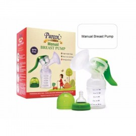 image of Pureen Premium Manual Breast Pump