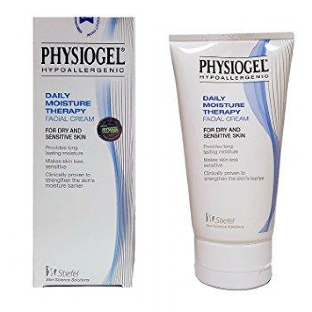 Physiogel Hypoallergenic daily moisture therapy cream (for dry and sensitive skin) 100ml