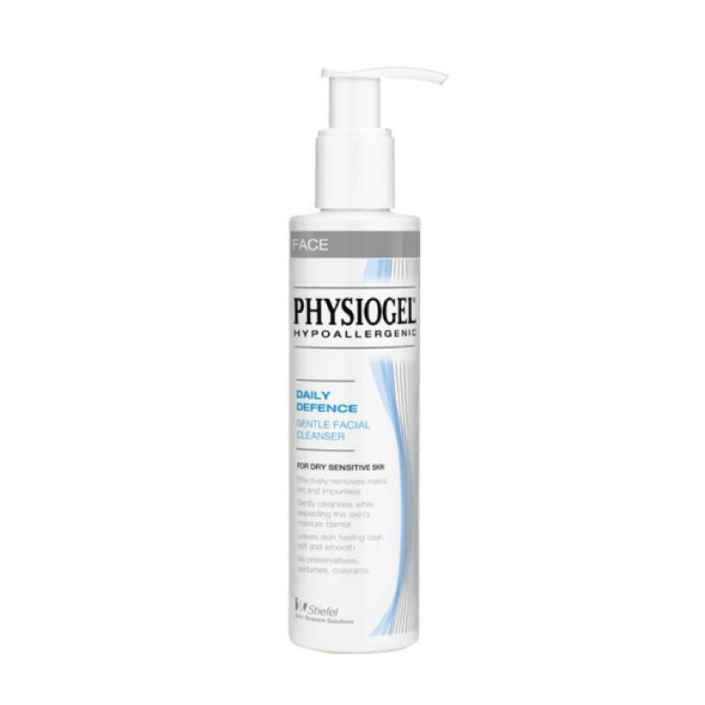 Physiogel Hypoallergenic Daily Defence Cleanser 200ml