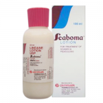Scaboma Lotion 100ml (For Scabies/ Lice)