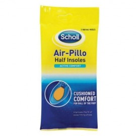 image of Scholl Air-Pillo Comfort Half Insoles