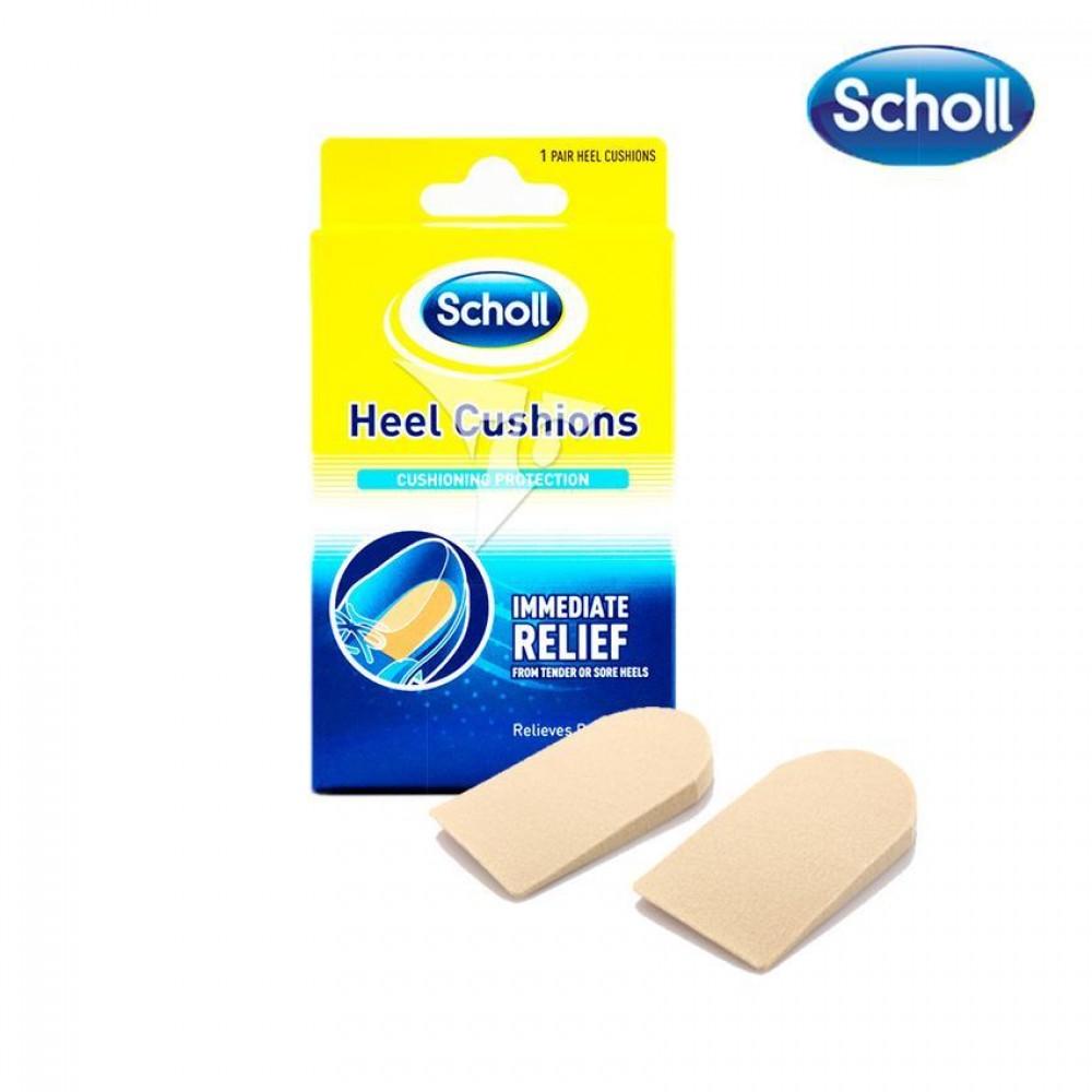 Scholl Heel Cushions Standard