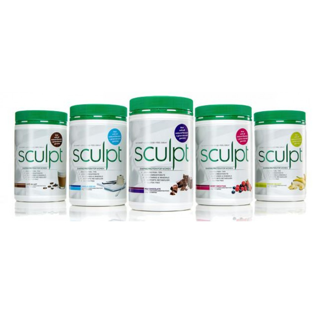 SCULPT SHAPING PROTEIN FOR WOMEN