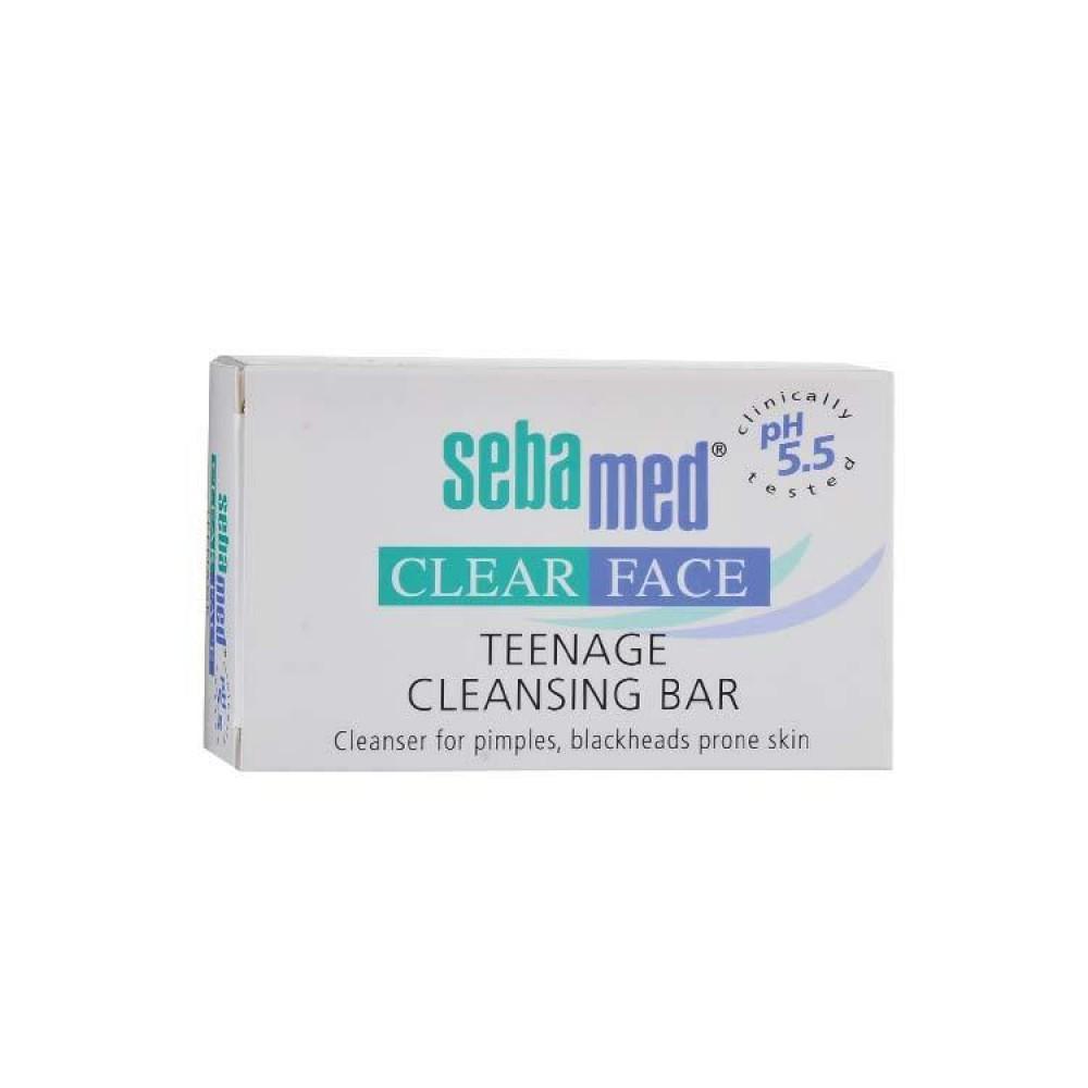 Sebamed Clear Face Teenage Cleansing Bar 100g
