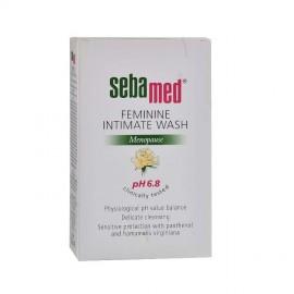 image of Sebamed Feminine Intimate Wash Menopause 200ml