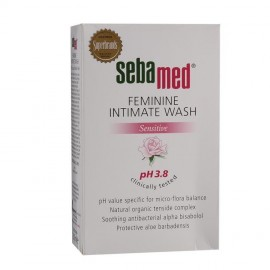image of Sebamed Feminine Wash 200ml(Sensitive)