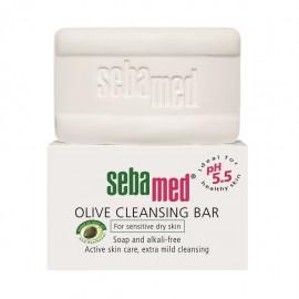 image of Sebamed Olive Cleansing Bar 150g