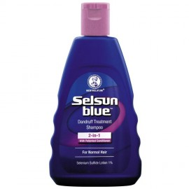 image of Selsun Blue 2 in 1 Treatment Shampoo 200ml