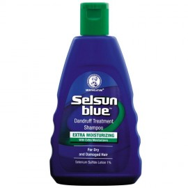 image of Selsun Blue Extra Moisturizing Treatment Shampoo 200ml