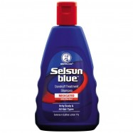 image of Selsun Blue Medicated Treatment Shampoo 200ml