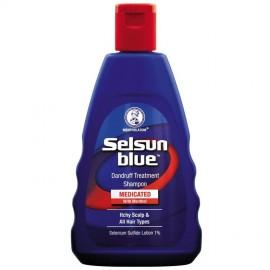 image of Selsun Blue Medicated Treatment Shampoo 200ml