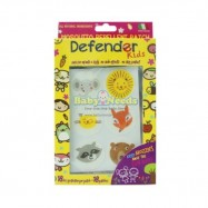 image of Defender Kids : Anti Mosquito Patch (18 pcs)