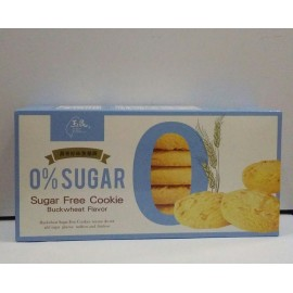 image of Yu Min Golden Buckwheat Sugar Free Cookie Buckwheat Flavor 80g