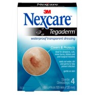 image of 3M Nexcare Tegaderm Dressing Assorted 10s