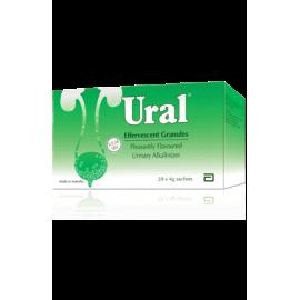 image of Abbott Ural Effervescent Granules 4g x 28S
