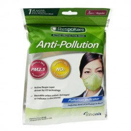 image of Anti-Pollution Face Mask 3s adult