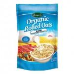 Anzen Organic Rolled Oats Instant 500g