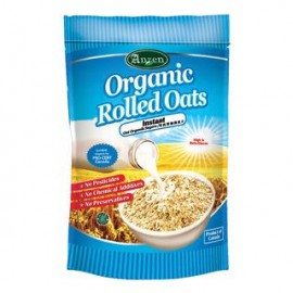 image of Anzen Organic Rolled Oats Instant 500g