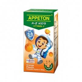 image of APPETON A-Z KIDS VIT C