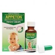 image of APPETON MULTIVTAMIN PLUS INFANT DROPS