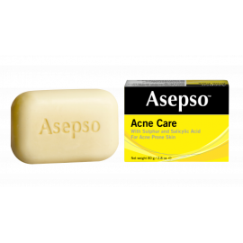 image of Asepso Soap Acne Care 80G