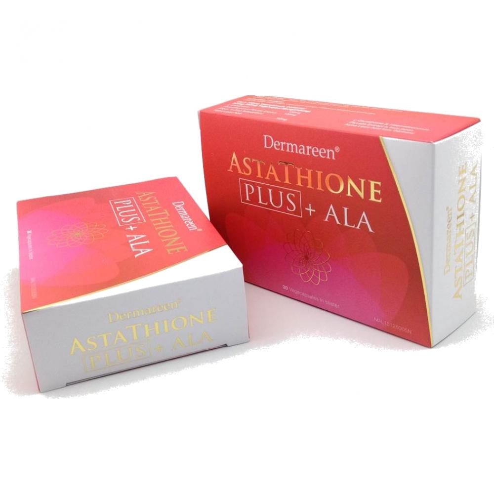 Astathione Plus Ala Capsules 2x30s