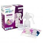 Avent Natural Manual Breast Pump