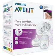 image of Avent Natural Manual Breast Pump