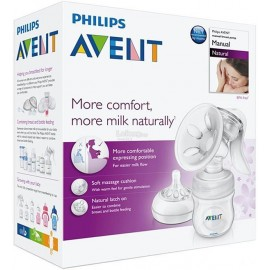 image of Avent Natural Manual Breast Pump