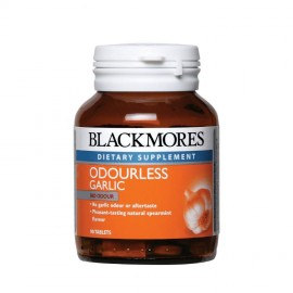 image of Blackmores Odourless Garlic 90s