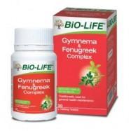 image of BIO-LIFE GYMNEMA & FENUGREEK COMPLEX