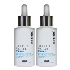 image of Biothik Active Folliplus Factor For Him 2x30ml