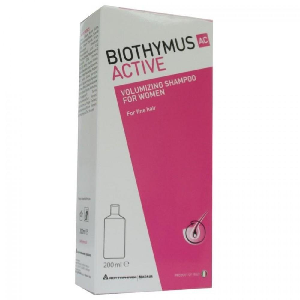 Biothymus Ac (F) Volumizing Shampoo 200Ml