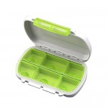 6-Compartments Damp-Proof Pill Box