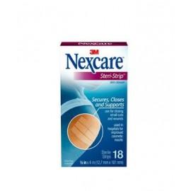 image of 3M Nexcare Steri-Strip 1/2 Inx 4 In (12.7mmx101mm) 18s