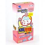 KoolFever Babies (0-2years) Cooling Gel 2sx6