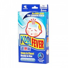image of KoolFever Children Refreshing Mint Box of 6x2s