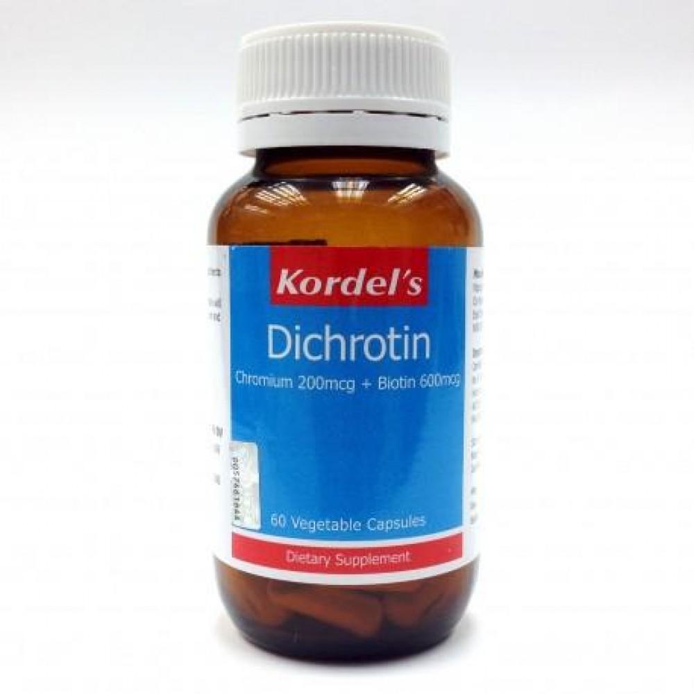 Kordels Dichrotin 60s