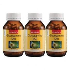 image of Kordels Glucosamine 550 90sx3