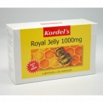 Kordels Royal Jelly 1000mg 3x30s