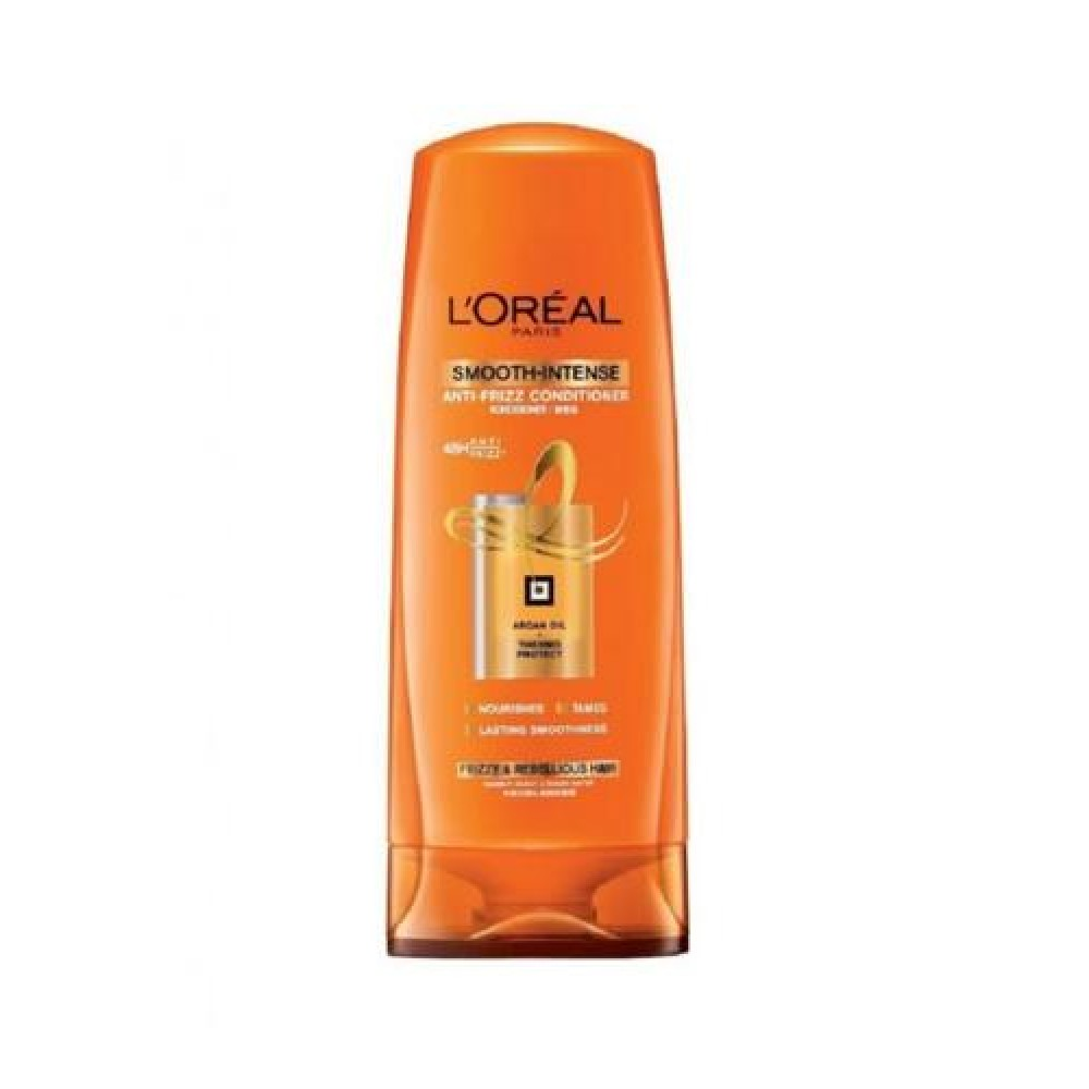 LOREAL PARIS Smooth-Intense Anti-Frizz Conditioner 170ml