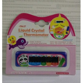 image of Liquid Crystal Thermometer (For kids)