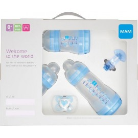 image of Mam Welcome To The World Gift Set