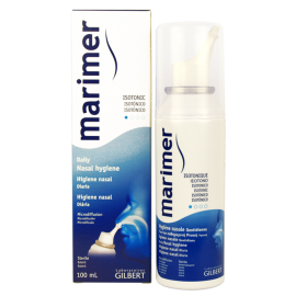 image of Marimer Isotonique Nasal Hygiene Spray 100ml