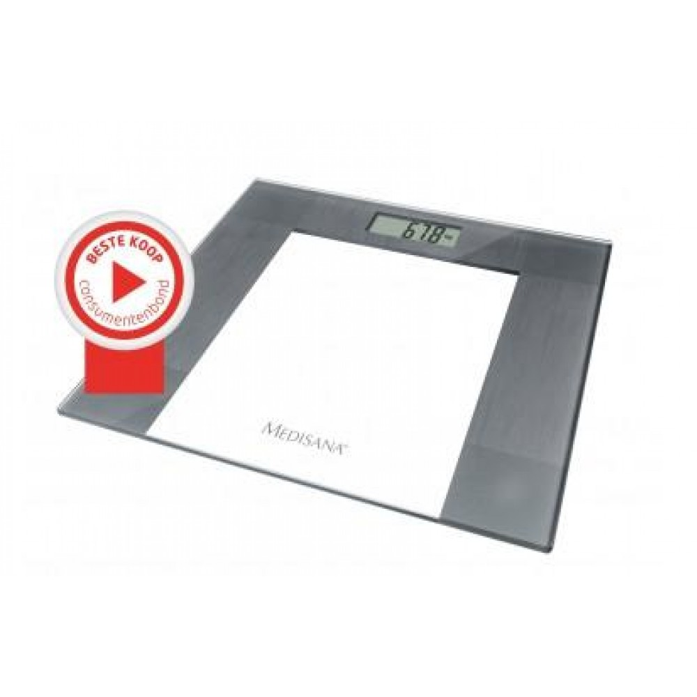 Medisana Glass personal weighing scale PS 400 Medisana Glass personal weighing scale PS 400