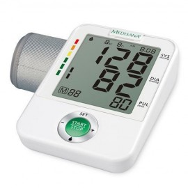 image of MEDISANA UPPER ARM BLOOD PRESSURE MONITOR (BU A50) LOT R141118347