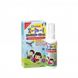 image of Meditots 2 in 1 Mozzie-Block (Lavender) 60ml