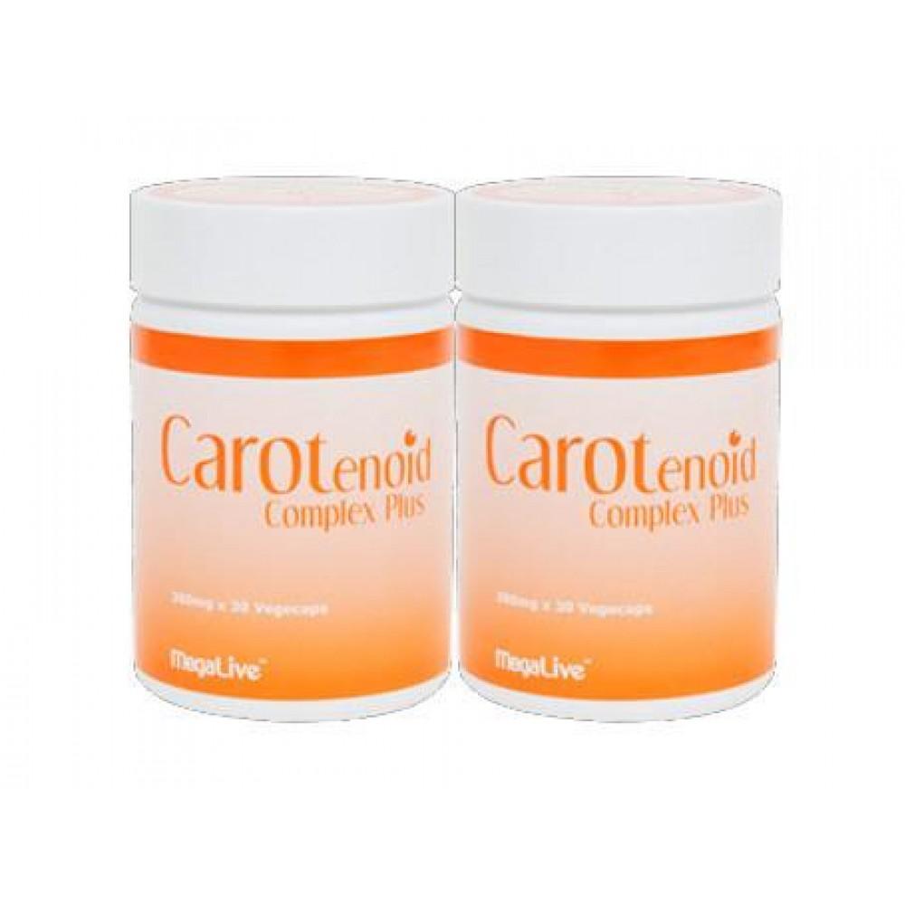 MEGALIVE CAROTENOID COMPLEX PLUS 2*30S